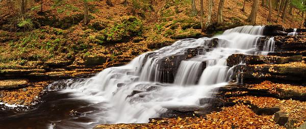 13- Beecher Creek Falls, Edinburg NY