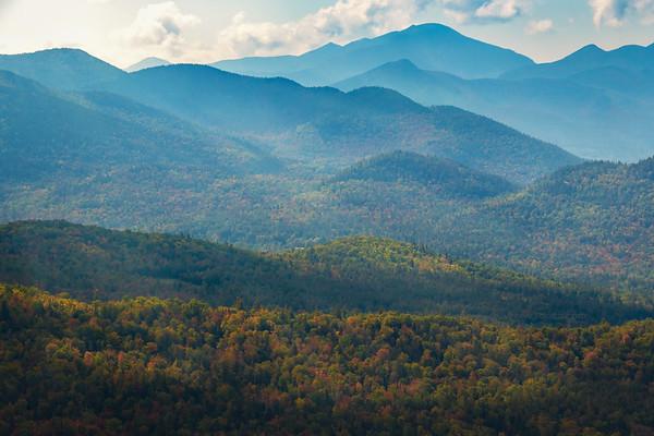 Adirondack Mountains  Fall 2017