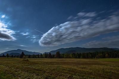 The Night Sky from Adirondack Loj Road
