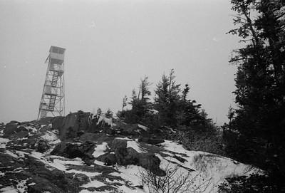 Hurricane Mtn. Fire Tower