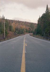 Scenic Adirondack Route 28
