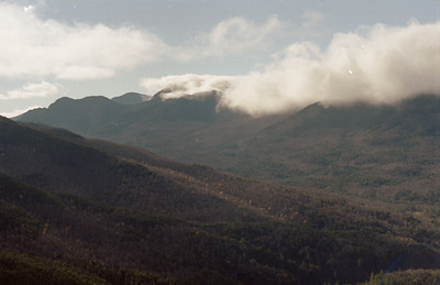 Clouds over the Great Range
