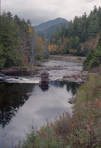 Whiteface seen from Monument Falls