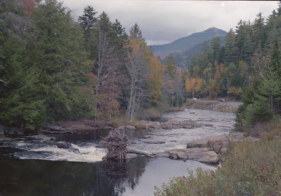 Monument Falls and Whiteface