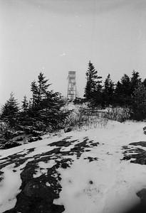Hurricane Mt. Fire Tower