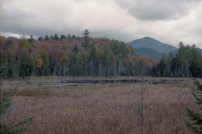 Whiteface Mt. from Little Cherrypatch Pond