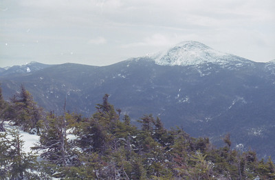 Mt. Marcy from Colden