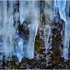 Adirondacks Mt Jo Trail Iceflow 10 February 2017