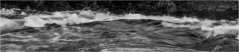 Adirondacks Long Lake November 2015 Buttermilk Falls 20 BW