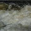 Adirondacks Long Lake Raquette River 3  Buttermilk Falls December 2016