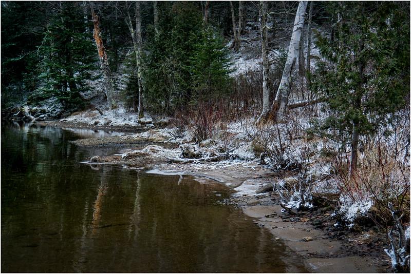Adirondacks Keene November 2015 Cascade Lake 2