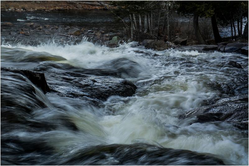 Adirondacks Long Lake November 2015 Buttermilk Falls 18