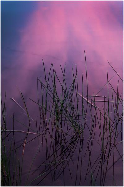 Adirondacks Chateaugay Lake Sunset from Snug Harbor Camp 5 July 2016