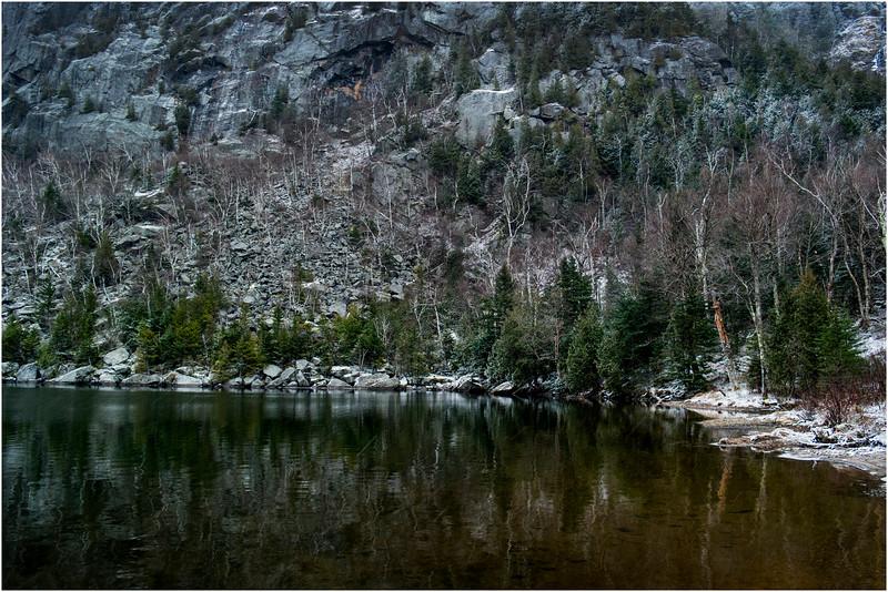 Adirondacks Keene November 2015 Cascade Lake 4