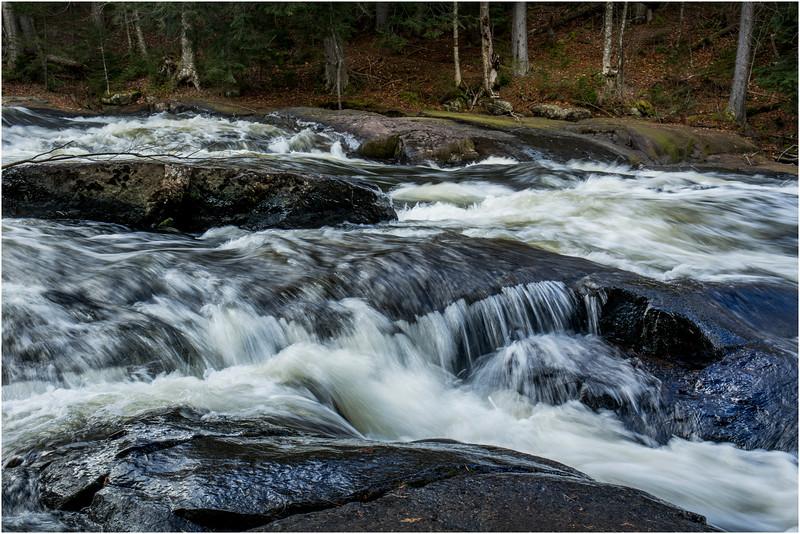 Adirondacks Long Lake November 2015 Buttermilk Falls 13