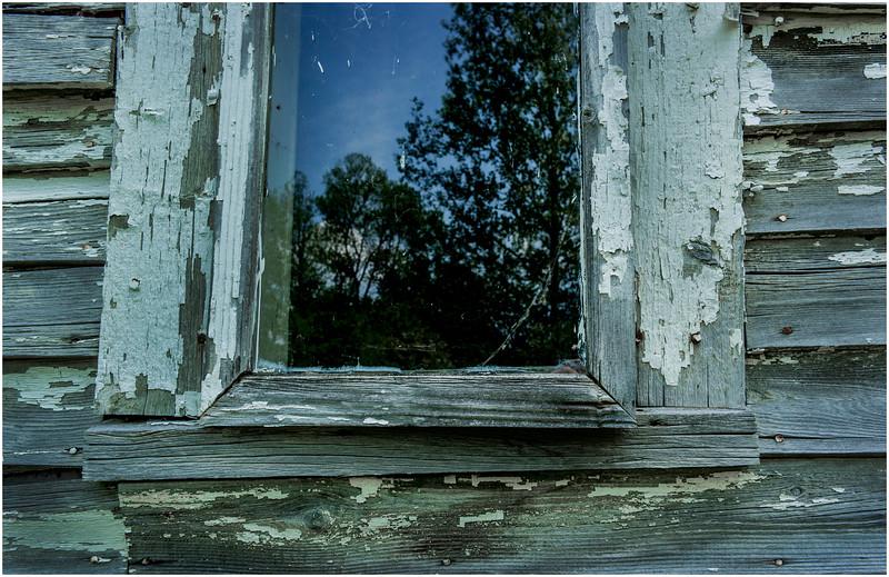 Adirondacks Long Lake NY White Barn 20 May 2016