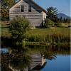 Adirondacks Lake Placid John Brown's FarmSeptember 2015 Pond Reflection