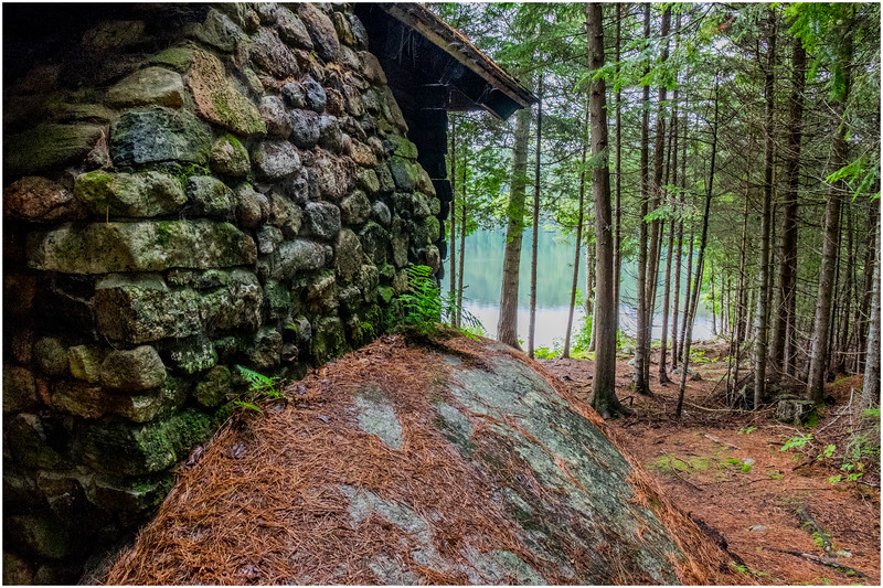 Adirondacks Newcomb Lake Camp Santanoni 22 July 2017