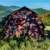 Adirondacks Keene Valley September 2015Keene Barn 1