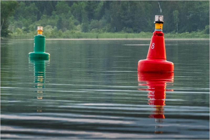 Adirondacks Chateaugay Lake 7 July 2018