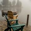Adirondacks Blue Mountain Lake July 2015 Morning Light Prospect Point Dock 11