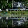 Adirondacks Chateaugay Lake Snug Harbor Camp 2 July 2016