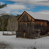 Adirondacks North Hudson Barn 1 March 2018