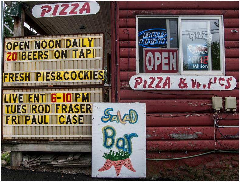 Adirondacks Inlet Details 23 July 2010