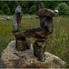 Adirondacks Minerva Rock Sculpture July 2016
