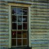 Adirondacks Lake Placid John Brown's FarmSeptember 2015 Window