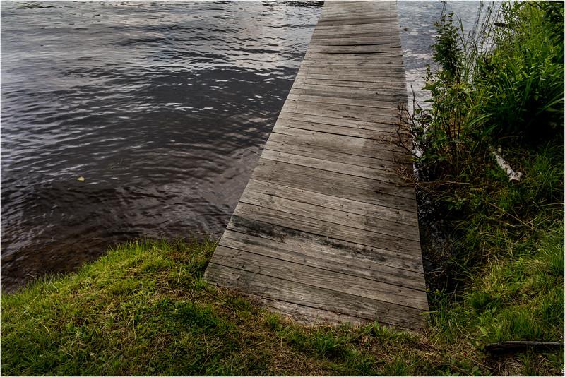 Chateaugay Lake NY Sprague Camp July 2015 Dock 1