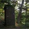 Adirondacks Forked Lake Outhouse July 2012