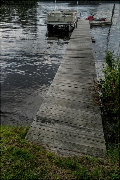 Chateaugay Lake NY Sprague Camp July 2015 Dock 2