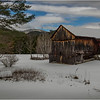 Adirondacks North Hudson Barn 5 March 2018