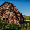 Adirondacks Keene Valley September 2015 Keene Barn 3