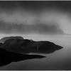 Adirondacks Moose River Recreation Area Squaw Lake Rocks at Sunrise September 2012