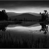 Adirondacks Chateaugay Lake Lyon Mountain from Sprague Camp June 2012