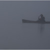 Adirondacks Newcomb Lake Morning Mist 40 July 2017