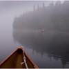 Adirondacks Newcomb Lake Morning Mist 16 July 2017