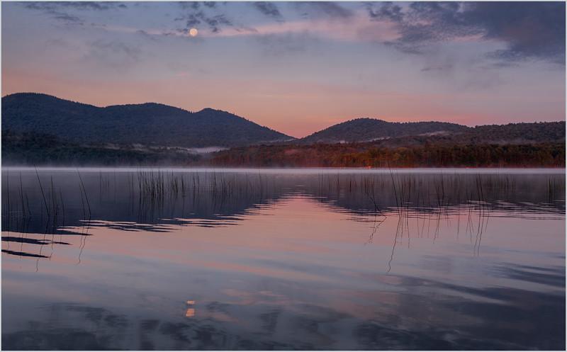Adirondacks Lake Eaton Morning 6 July 2019