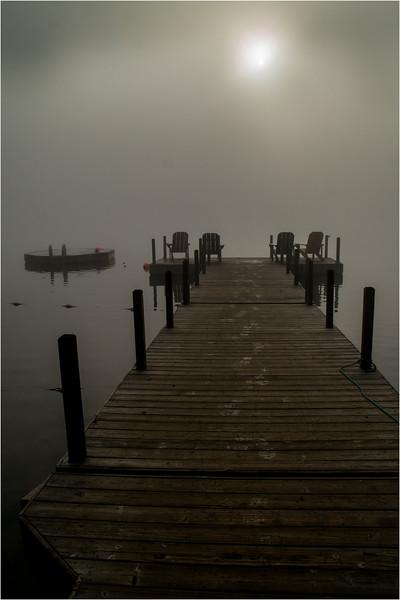 Adirondacks Blue Mountain Lake July 2015 Morning Light Prospect Point Dock 10