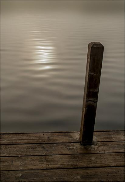 Adirondacks Blue Mountain Lake July 2015 Morning Light Prospect Point Dock 13