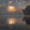Adirondacks Rollins Pond Morning Mist 20 July 2019
