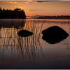 Adirondacks Forked Lake Morning Mist 23 July 2017