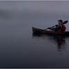 Adirondacks Forked Lake July 2015 Morning Mist Before Sunrise Dan Way 1