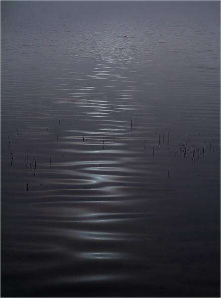 Adirondacks Blue Mountain Lake July 2015 Morning Mist Sunrise 4