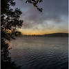 Adirondacks Lake Durant Morning Light 3 September 25 2016