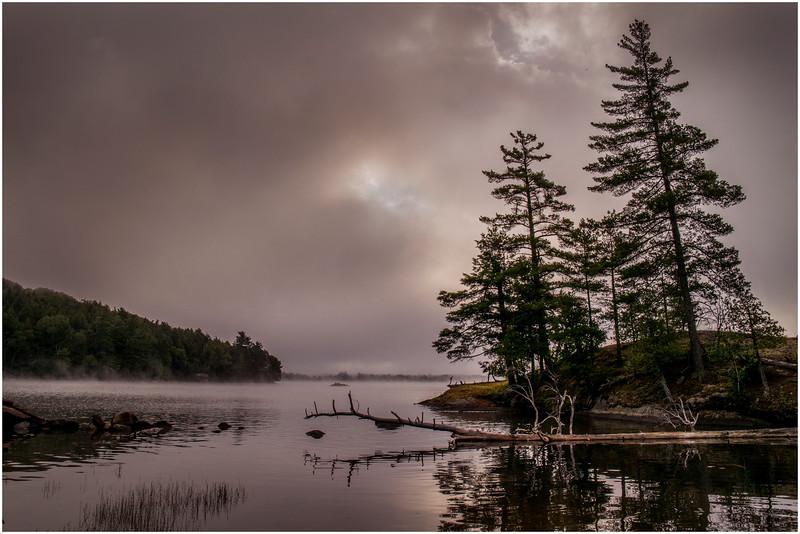 Adirondacks Chateaugay Lake Duck Island Bay 24 July 2016