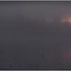 Adirondacks Whitney Wilderness Round Lake Sunrise Misty Shore September 2013