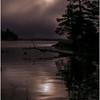 Adirondacks Chateaugay Lake Duck Island Bay 27 July 2016